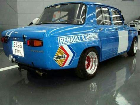 renault gordini r8 renault r8 gordini classic garage pinterest