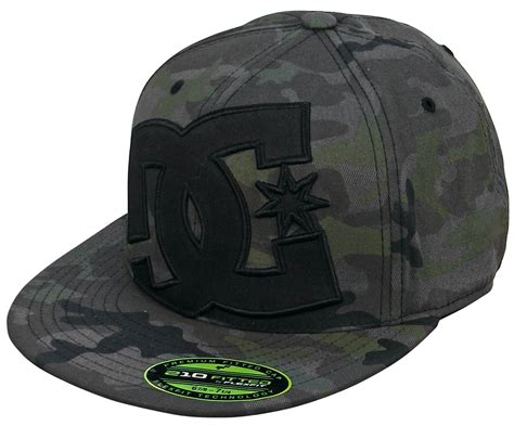 Dc Mens Sector 7 Se dc ya heard hat black camo