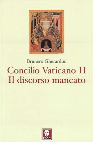 librerie cattoliche mons brunero gherardini concilio vaticano ii il