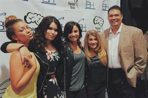 demi lovato and her family family of internationally renowned pop singer demi lovato