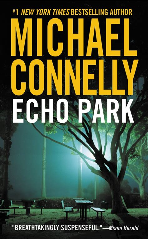 the echo of others books michael connelly echo park