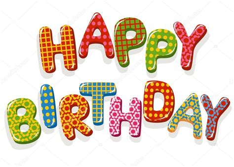 Happy Birthday Letters happy birthday letter design letter of recommendation