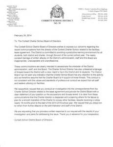 School Superintendent Cover Letter by Sle Letter Of Recommendation For School Superintendent