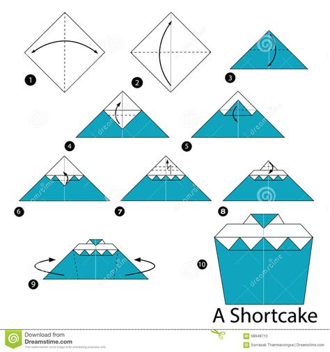 origami boat box step by step instructions how to make origami a box