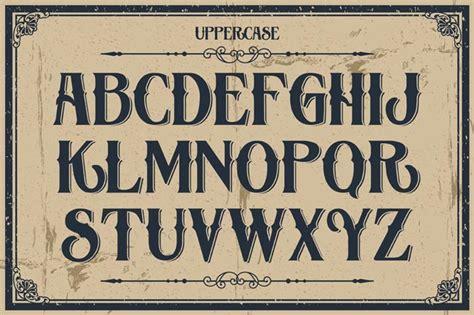 vintage font design online 10 fantastic high quality old fashioned vintage fonts
