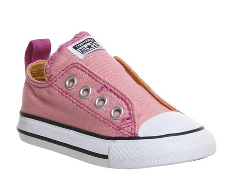 Sepati Converse Slip On Pink converse all slip infants daybreak pink unisex
