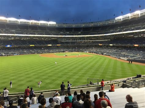Yankee Stadium Section 237 New York Yankees