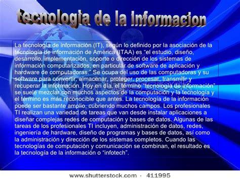 tecnologa de la informacin 8470635441 tecnologias de la informacion 1