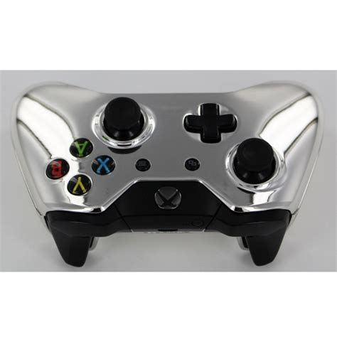 chrome xbox one chrome silver xbox one