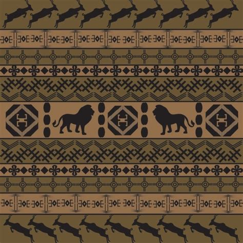 african pattern vector download free african traditional pattern background 04 vector free