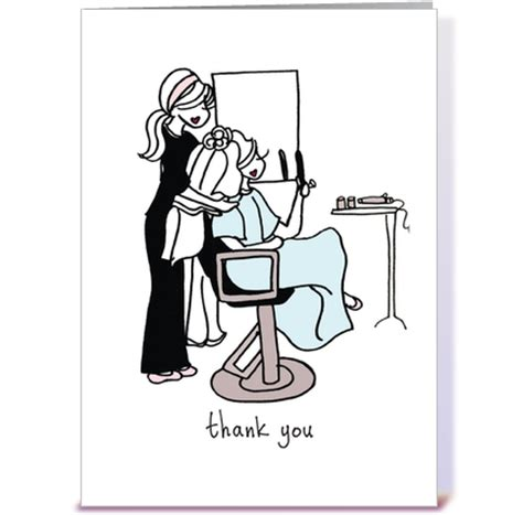thank you letter after hair stylist thank you letter after hair stylist 28 images