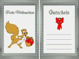 Word Vorlage Gutschein Weihnachten weihnachten gutschein vorlage