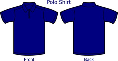 Kaos Persib Original One Blue blue polo shirt svg clip arts