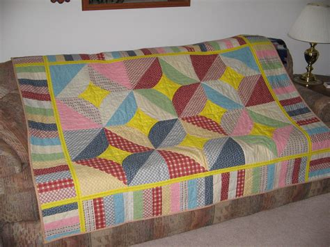 Vintage Look Quilts by 10 Minute Nap Vintage Look Quilt