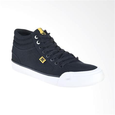 Harga Dc Shoes Evan Smith jual dc evan smith hi tx m shoe sneakers pria black