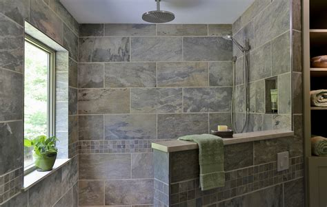 Master Baths With Walk In Showers same footprint brand new baths kdz designs interior