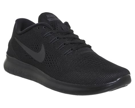 Nike Free 50 C 22 nike nike free run black black anthracite his trainers
