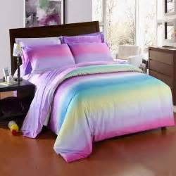 colored bedding rainbow colored bedding the interior design inspiration