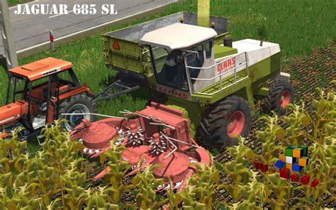 Ls Ska claas jaguar 685 sl und klado ska 94 v 2 farming simulator największe forum w polsce