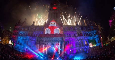 whats new for 2015 in lights christmas christmas lights switch on greater manchester 2014 find
