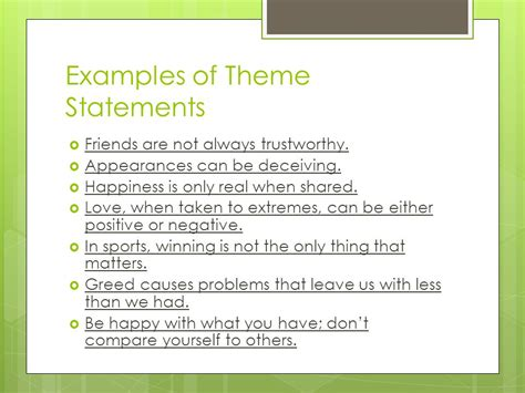 warm up what is theme how do you find it ppt download