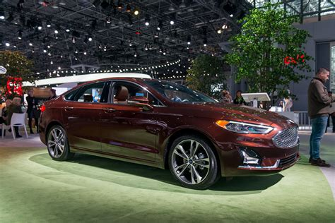 2019 Ford Fusion by 2019 Ford Fusion Review Ratings Specs Prices And