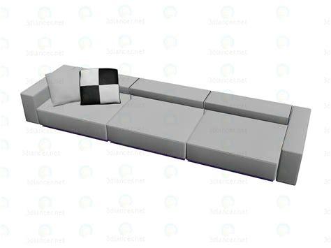 divani 3d 3d modella divano an412 dal produttore b b italia andy id