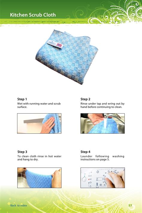 norwex product manual