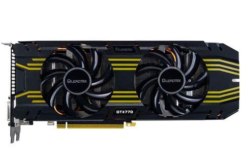Nvidia Geforce Hurricane Gt960 Oc winfast gtx770 gd5 4096mb o c hurricane iii leadtek