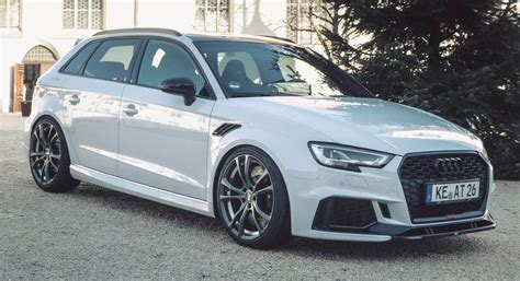 Audi Rs3 Abt by Abt S Audi Rs3 Sportback Is A 500ps Hatch