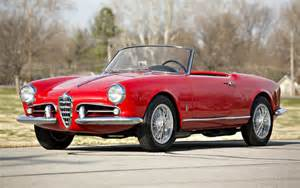 1959 Alfa Romeo Giulietta Spider 1959 Alfa Romeo Giulietta Spider Gooding Company