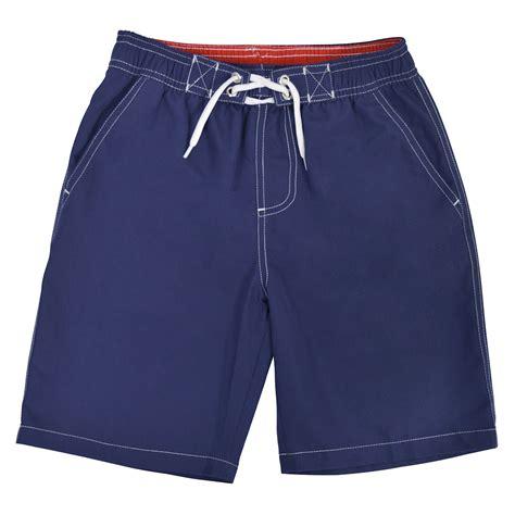 swim trunks boys swim shorts swimming trunks casual board swimwear size ebay