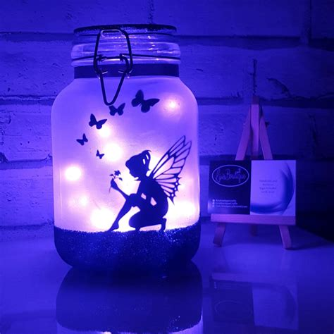 bedroom night light purple fairy lights for bedroom inspirations also jar