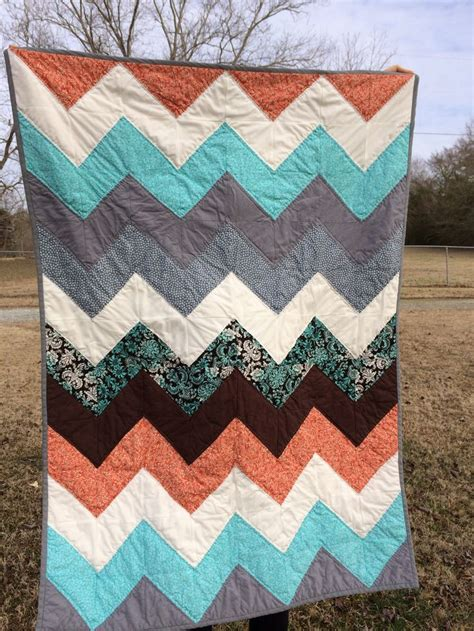 Chevron Baby Quilt Pattern by Pin By Reese On Craft Project Ideas