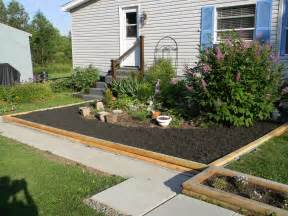 Mobile Home Yard Design Mobile Home Estate Garden My Mobile Home Makeover