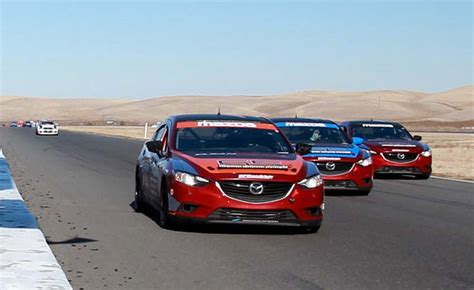 win a mazda 6 sixth strait win for diesel powered mazda6