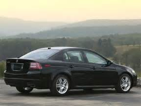 acura tl 2008 black top auto magazine
