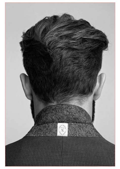 Hairstyle In Back by Mens Hairstyles Back View 2017 Hairstyles