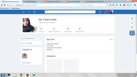 edmodo dan facebook happy posting belajar pakai edmodo yuk