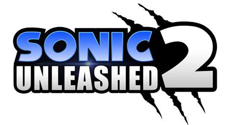 sonic unleashed fan sonic unleashed 2 fan logo by nuryrush on deviantart