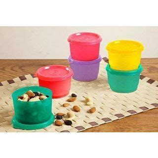 Tupperware Celebration Set 2pcs Permen tupperware snack cups 2pcs available at shopclues for rs 349