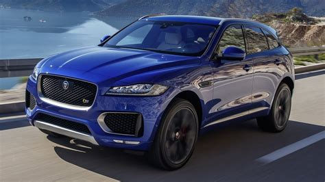 Jaguar 2019 F Pace by 2019 Jaguar F Pace Interior Exterior And Drive