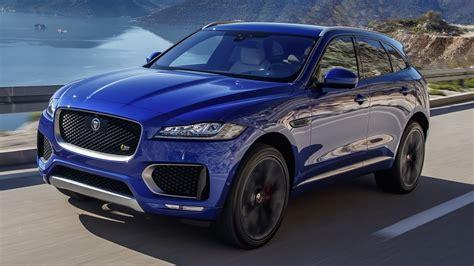2019 Jaguar Suv by 2019 Jaguar F Pace Interior Exterior And Drive