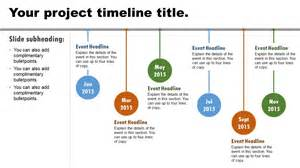 animated timeline powerpoint template basic timeline animated powerpoint slide
