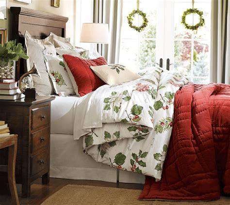 christmas bed sheets elegant and stylish winter bedding ideas interior design