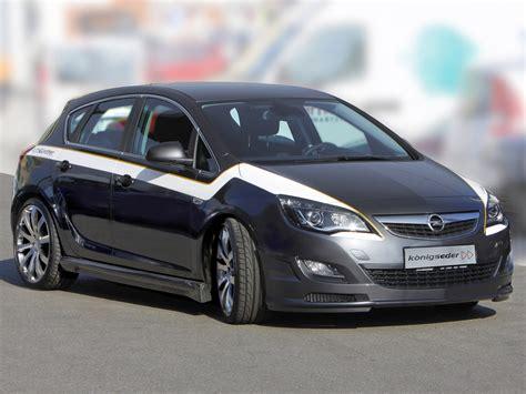 Opel Astra 2010 by Konigseder Opel Astra 2010