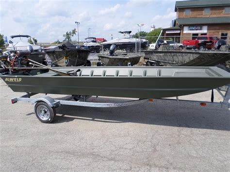 flat bottom boats for sale in michigan 2015 used alweld flat bottom ss jon boat for sale 5 995