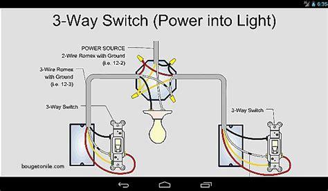 3 way switch wiring diagram variation wiring diagram schemes