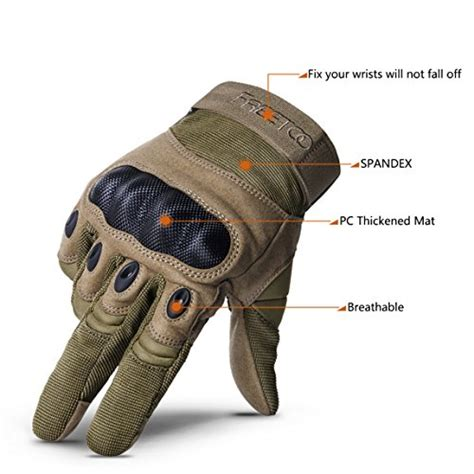 product review layout ultimate gloves skyd magazine freetoo 174 adjustable men s tactical gloves hard knuckle