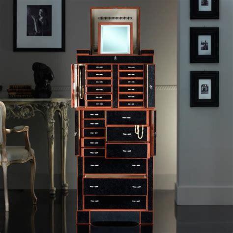agresti jewelry armoire agresti polished black jewelry armoire frontgate